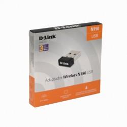 DLink® Tarjeta de Red USB Nano WiFi N150 DWA-121