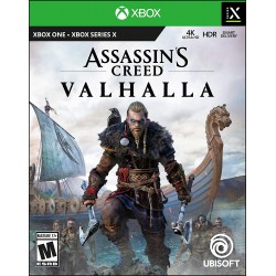 Assassins creed Valhalla Xbox one