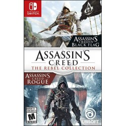 Assassins Creed Rebel Collection Switch