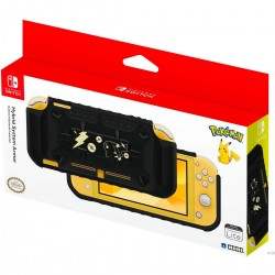 Protector Switch Lite Hybrid System Armor Pikachu Black N Gold