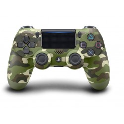 Control PS4 Sony Dualshock 4  Green Camouflage