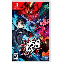 Persona 5 Strikers Switch