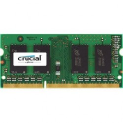 Memoria RAM Crucial de 8GB DDR4, 2666MHz.