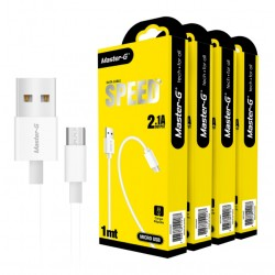 CABLE MASTER-G MICRO USB A 2.1A