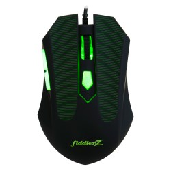 FIDDLER MOUSE PARA GAMING 6D RBG LIGHTING