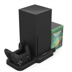 Base Vertical Xbox Series S/X Charging & Storage Stand