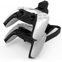 Base de carga doble control PS5 Dual Charger Dock
